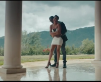 "Jamie Foxx and Grace Gealey in ""You Changed Me"" Music Video"