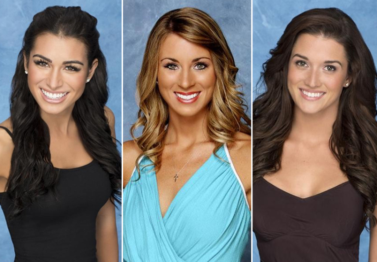 Bachelor in Paradise Cast 2 Girls