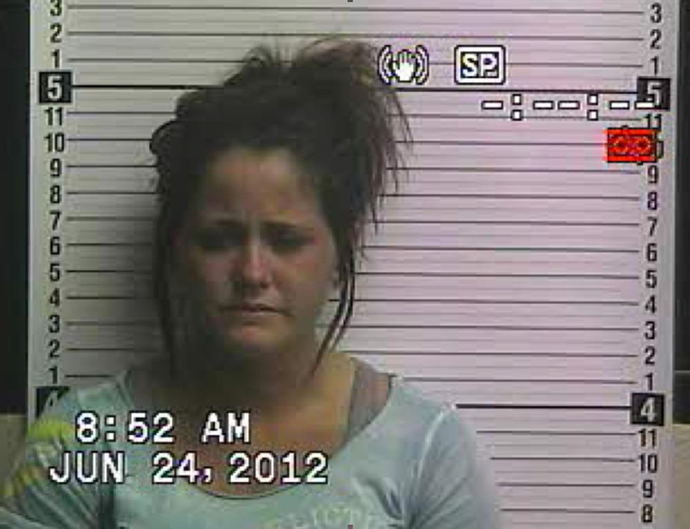 Jenelle Evans arrested again