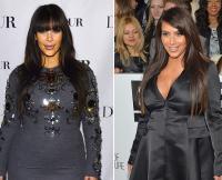 Kim Kardashian's Pregnant Red Carpet Looks