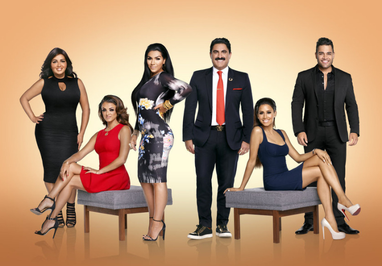 Shahs of Sunset – Season 4