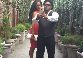 Lil Scrappy and Bambi Attend Love & Hip Hop Live: The Wedding
