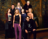 Buffy Season 5 Promo Photo