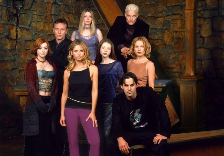 Buffy Season 5 Promo Photo