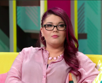 Amber Portwood on MTV's Unseen Moments