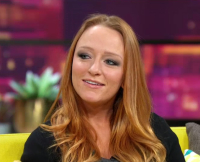 Maci Bookout on MTV's Unseen Moments