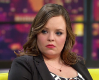 Catelynn Lowell on MTV's Unseen Moments