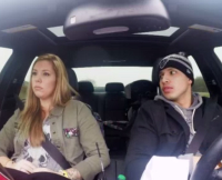Kailyn Lowry and Javi Marroquin on Teen Mom 2