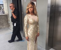 K. Michelle at BET Awards 2015