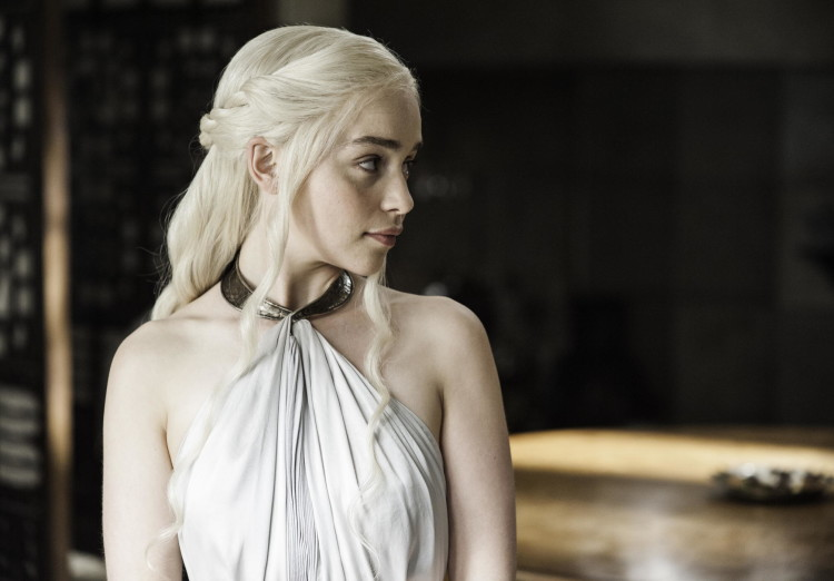 Dany's Single Braid, Season 4