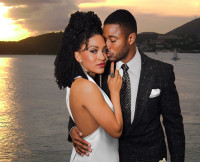 Hindsight's Drew Sidora and Husband Ralph Pittman