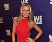 """WE tv Presents """"The Evolution Of The Relationship Reality Show"""" - Red Carpet Gretchen Rossi"""