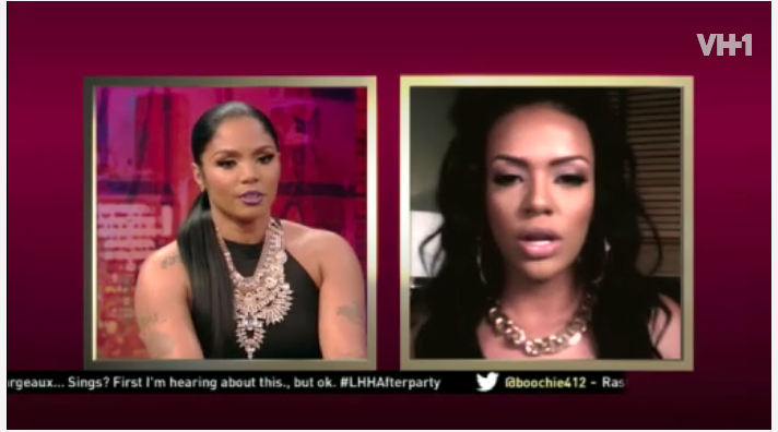 Rasheeda Frost vs. Ashley Nicole on Love & Hip Hop Atlanta: Afterparty LIVE!