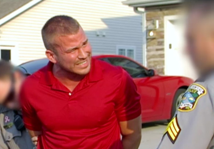 Nathan Griffith Arrest on Teen Mom 2