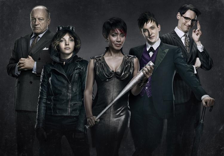 Gotham Villains Promo
