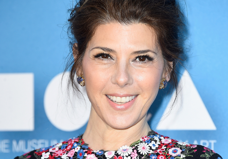 Marisa Tomei at MOCA Gala 2015 Presented By Louis Vuitton - Arrivals