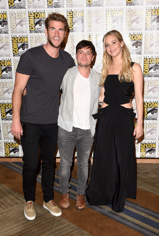 Comic-Con International 2015 – Lionsgate Press Room