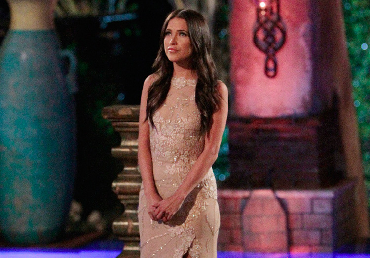 Kaitlyn Bristowes Bachelorette Finale Dress Revealed Get The