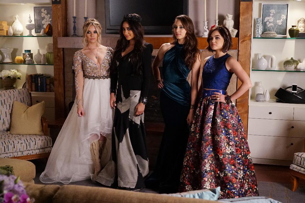Pretty Little Liars Spoiler Photos: Season 6, Episode 9 — \