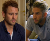 Nick Viall and Shawn Booth Feud