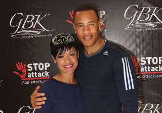 Trai Byers Grace Gealy Engaged