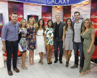CHRIS SOULES, CLARE CRAWLEY, ALI FEDOTOWSKY, ANDI DORFMAN, CATHERINE AND SEAN LOWE, DESIREE AND CHRIS SIEGFRIED, LACY FADDOUL