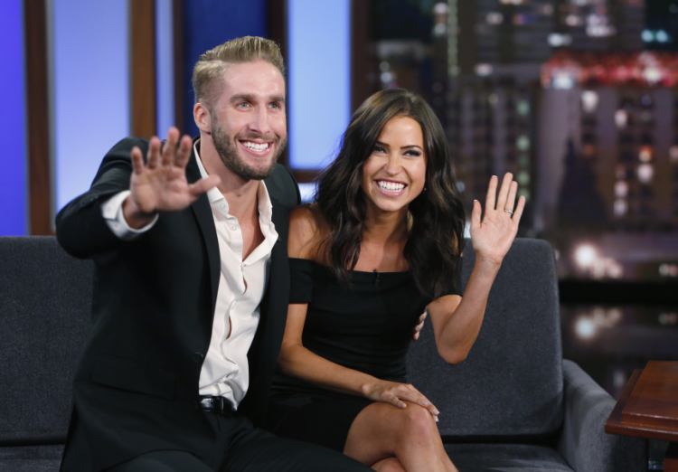 Kaitlyn Bristowe Shawn Booth Jimmy Kimmel