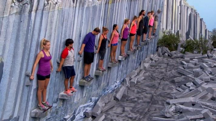 BB17 HOH Week 6 On the Edge