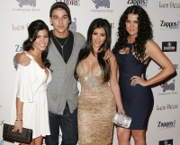 Kim Kardashian Celebrates Her Birthday At Les Deux - Arrivals