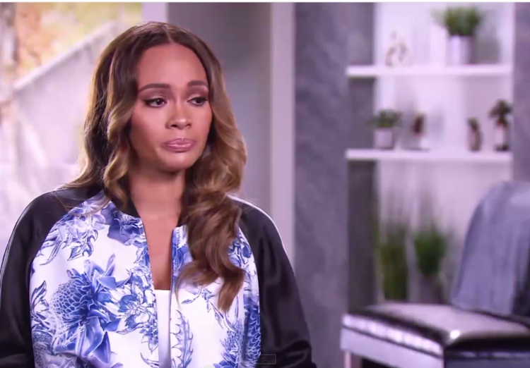 Evelyn Lozada Cries Over Miscarriage on Livin' Lozada