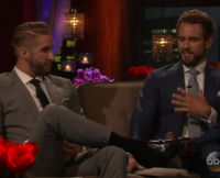 Shawn Booth and Nick Viall