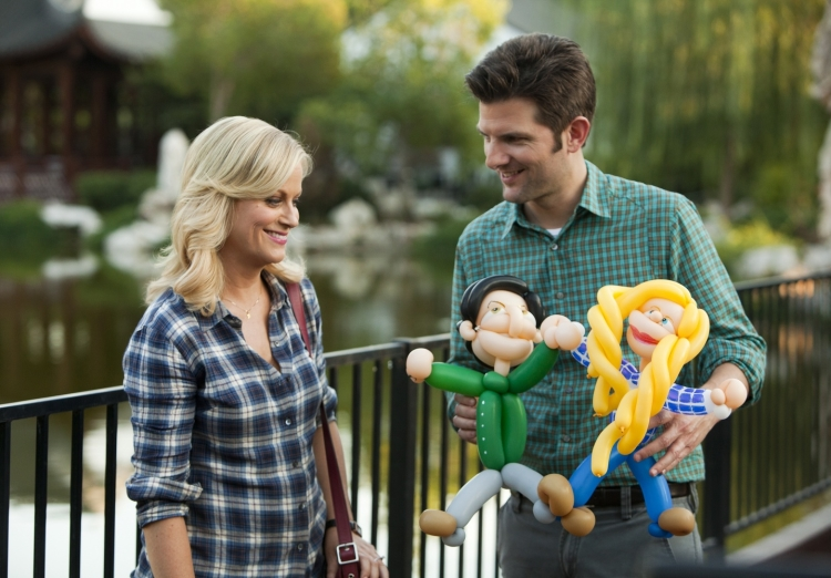 TV marriages, Parks and Recreation, Ben Wyatt, Leslie Knope