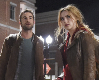 Chace Crawford, Rebecca Rittenhouse, Blood & Oil