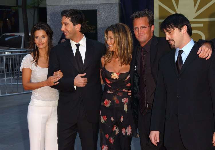 Friends Cast Salary