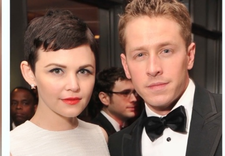 ginnifer goodwim and Josh Dallas