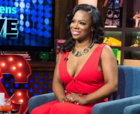 Kandi Burruss on Watch What Happens Live - Season 11