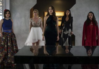 Pretty Little Liars Season 6 Finale: The Liars