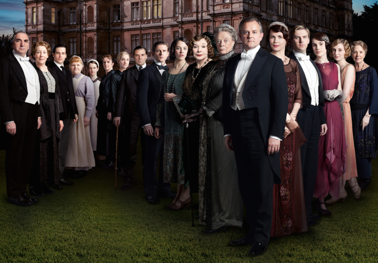 Downton Abbey Season 6 Premiere Date Revealed
