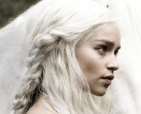 Emilia Clarke, Daenerys Targaryen, Game of Thrones