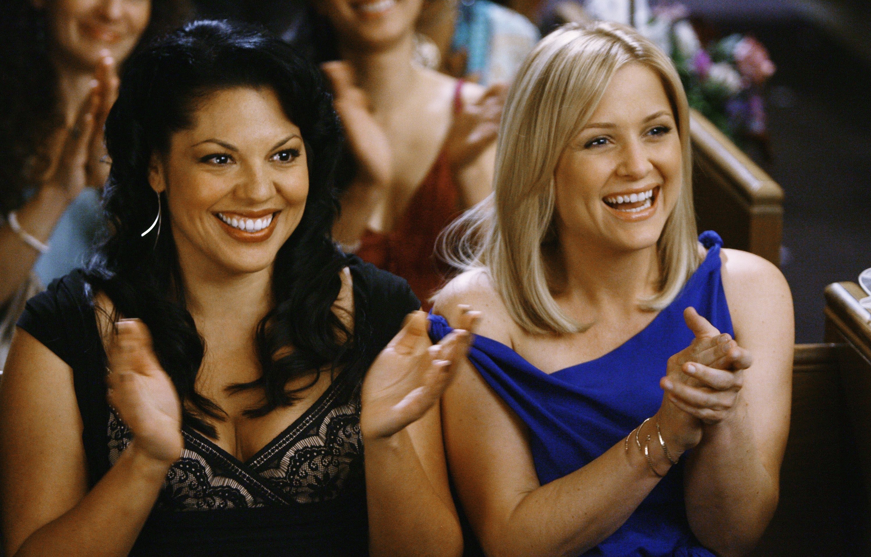 callie and arizona first meet