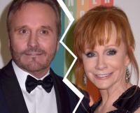 Reba McEntire and Narvel Blackstock